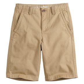 Boys 8-20 Urban Pipeline? Flat-Front Shorts In Regular & Husky