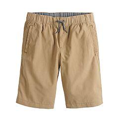 Boys 8-20 & Husky Urban Pipeline™ Pull-On Shorts