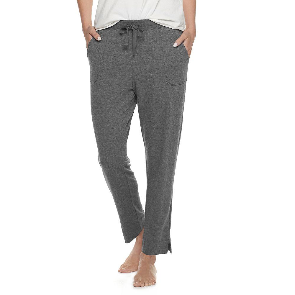 Women's SONOMA Goods for Life® Slim Leg Essential Pajama Pants