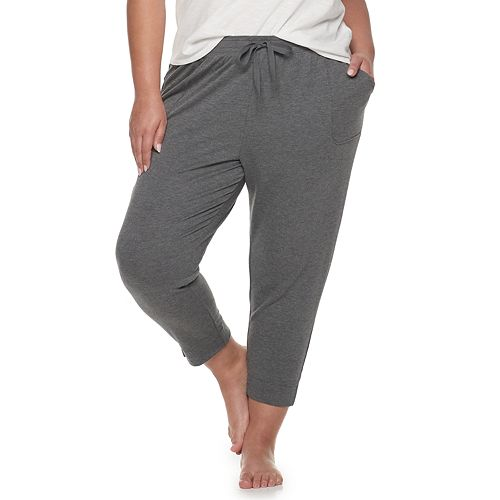 Women's Plus Size SONOMA Goods for Life™ Slim Leg Essential Pants