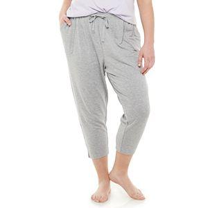 Women's Plus Size Sonoma Goods For Life Slim Leg Essential Pants