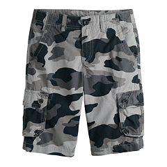 Boys 8-20 Urban Pipeline™ Ultimate Ripstop Cargo Shorts in Reg & Husky