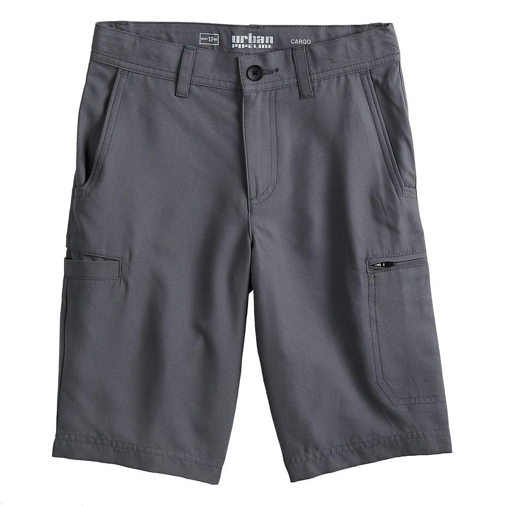 Boys 8-20 Urban Pipeline™ Tech Cargo Shorts in Regular & Husky