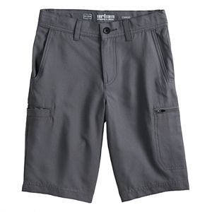 Boys 8-20 Urban Pipeline Tech Cargo Shorts in Regular & Husky