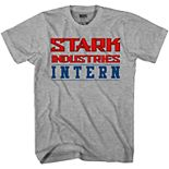 "Men's Marvel Comics ""Stark Industries Intern"" Tee"