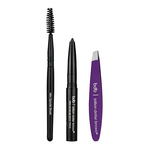 Billion Dollar Brows The Jet Setter Kit