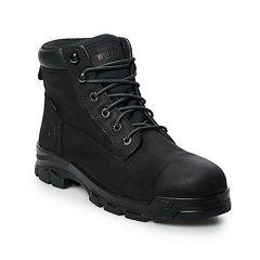 Wolverine Chainhand Men's Waterproof Steel Toe Work Boots