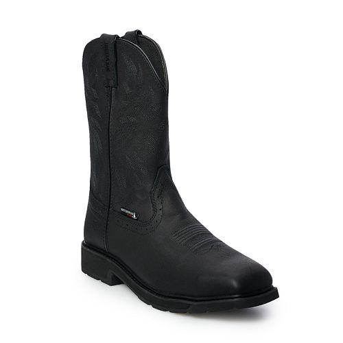 Wolverine Rancher Men's Waterproof Wellington Work Boots