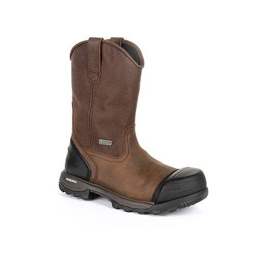 Rocky XO-Toe Men's Waterproof Composite Toe Work Boots