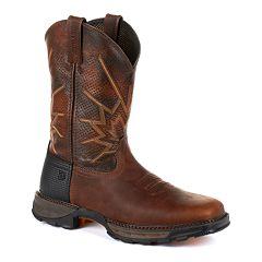 Durango Maverick XP Men's Waterproof Steel Toe Western Work Boots