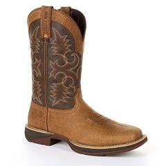Rebel by Durango Marbled Men's Western Work Boots