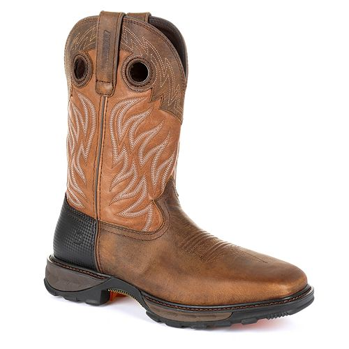 Durango Maverick XP Men's Waterproof Steel Toe Western Work Boots