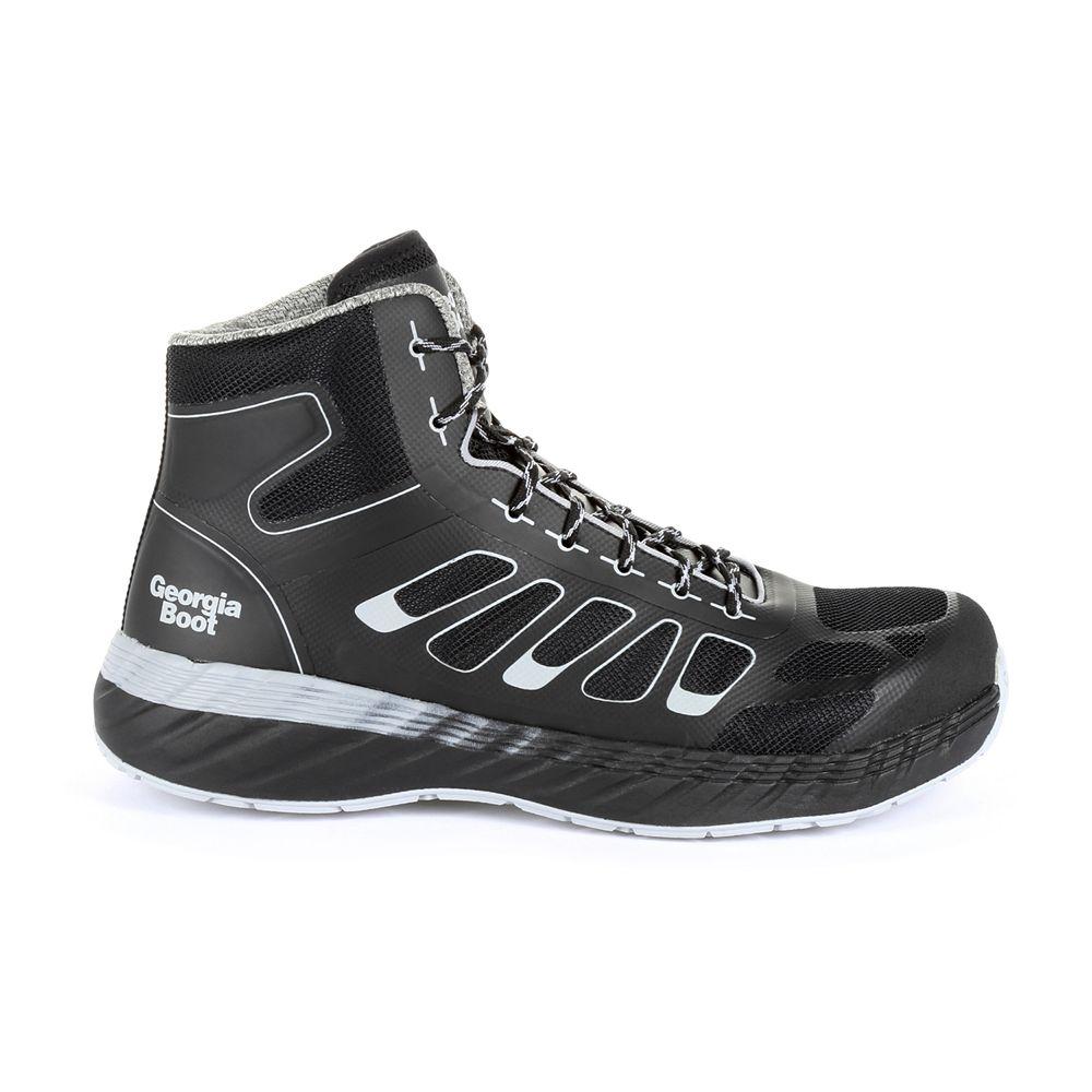 Georgia Boot ReFLX Men's Alloy Toe High Top Work Shoes