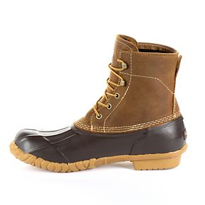 Georgia Boot Marshland Men's Waterproof Duck Boots