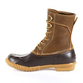 Georgia Boot Marshland Men's 8-in. Waterproof Duck Boots