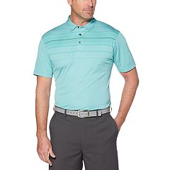 Men's Grand Slam On Course Classic-Fit Natural Touch Performance Golf Polo