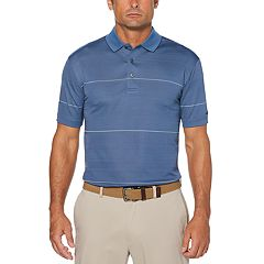 Men's Grand Slam Classic-Fit DriFlow Jacquard Performance Golf Polo