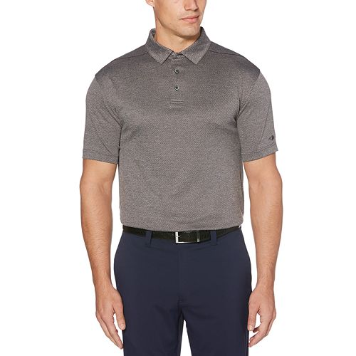 Men's Grand Slam Double Face Twill Knit Polo