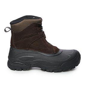 totes Bryan Men's Waterproof Winter Boots