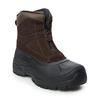 Deals on Totes Bryan Mens Waterproof Winter Boots