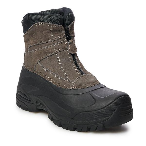 Mens Waterproof Winter Boots