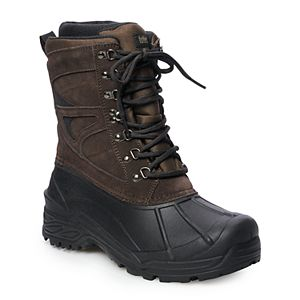 totes Gavin Men's Waterproof Winter Boots