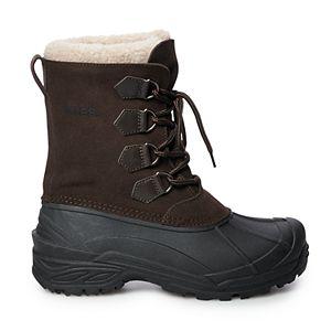 totes Prince Men's Waterproof Winter Boots