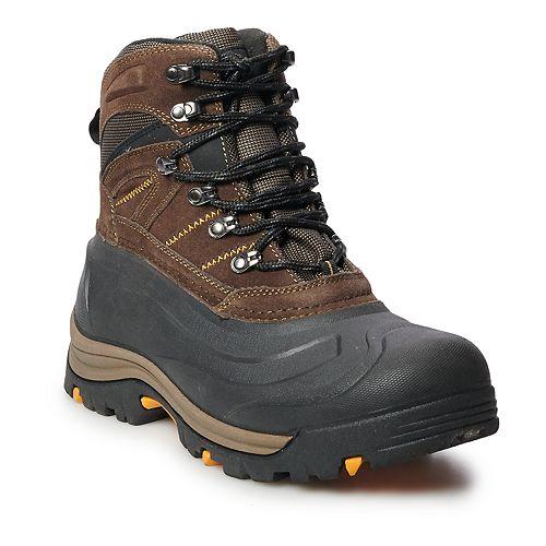 totes Randy Men's Waterproof Winter Boots