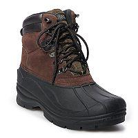 2-Pack Totes Sydney Men's Waterproof Winter Boots Deals