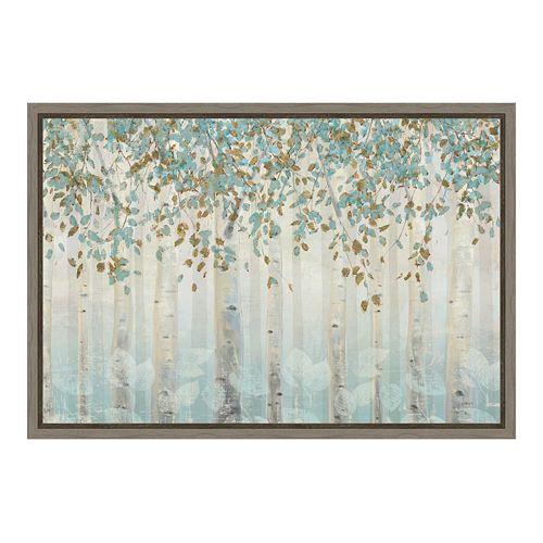 Amanti Art Dream Forest I Canvas Framed Wall Art