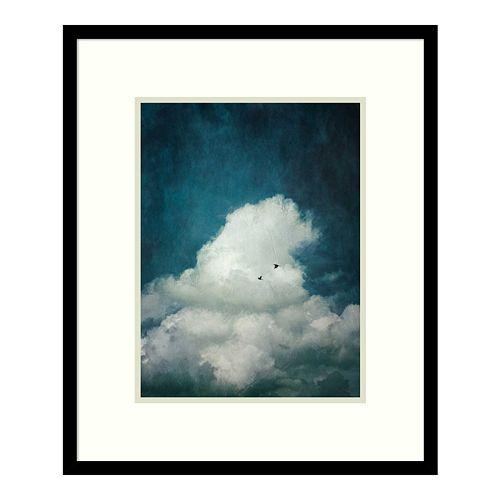 Amanti Art The Cloud Framed Wall Art