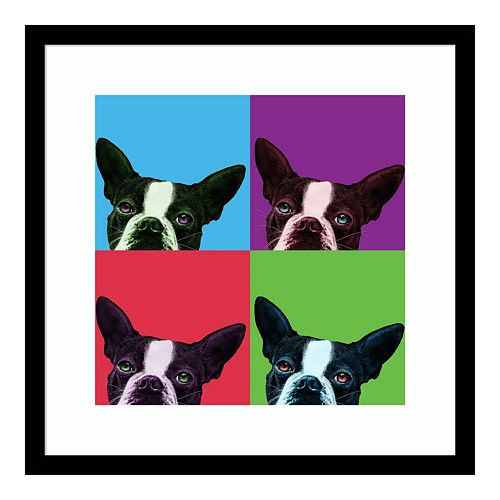 Amanti Art Loyalty Pop Framed Wall Art