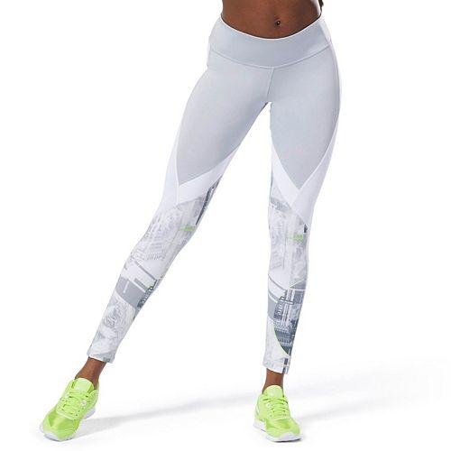 Women's Reebok Workout Ready MYT Panel Midrise Leggings