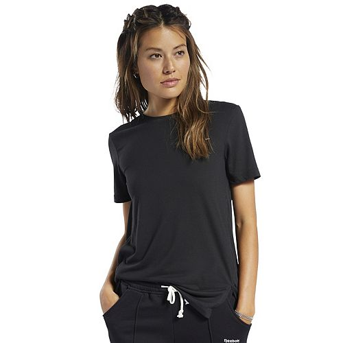 Women's Reebok Workout Ready Supremium V-Neck Tee