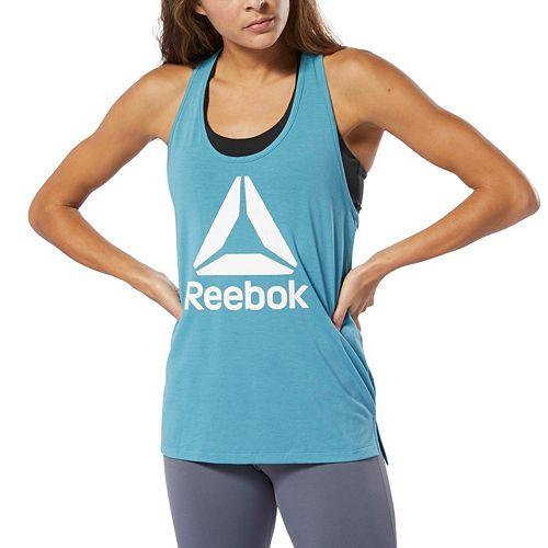 Women's Reebok Workout Ready Supremium 2.0 Graphic Tank