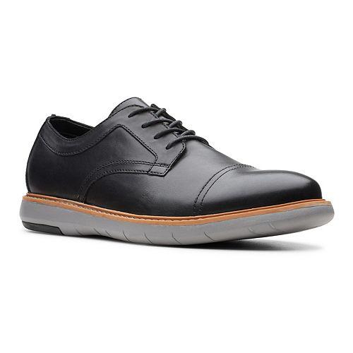 Clarks Draper Men's Leather Oxford Shoes