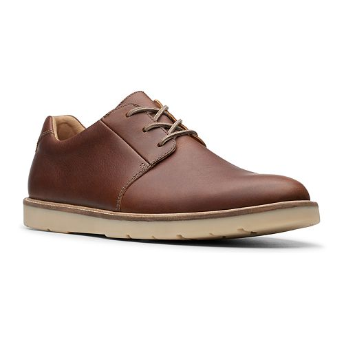 Clarks Grandin Men's Leather Oxford Shoes