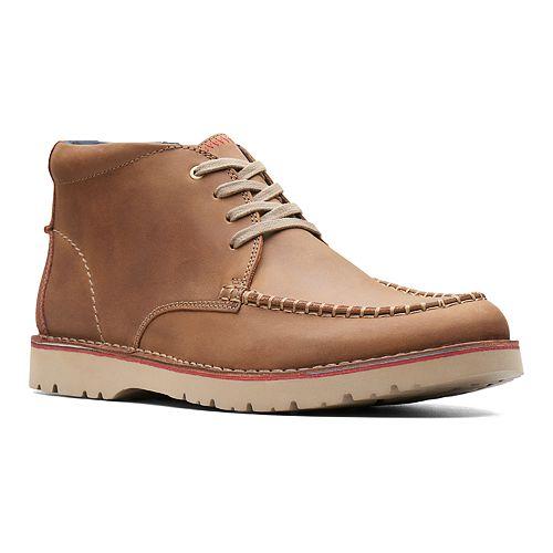 Clarks Vargo Apron Men's Chukka Boots