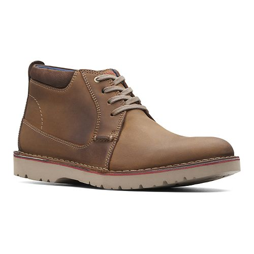 Clarks Vargo Mid Men's Chukka Boots