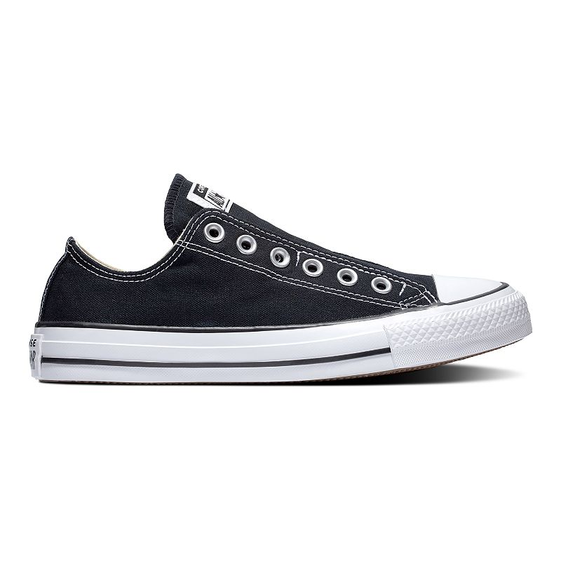 Women's Converse Chuck Taylor All Star Slip Sneakers, Size: 6, Black