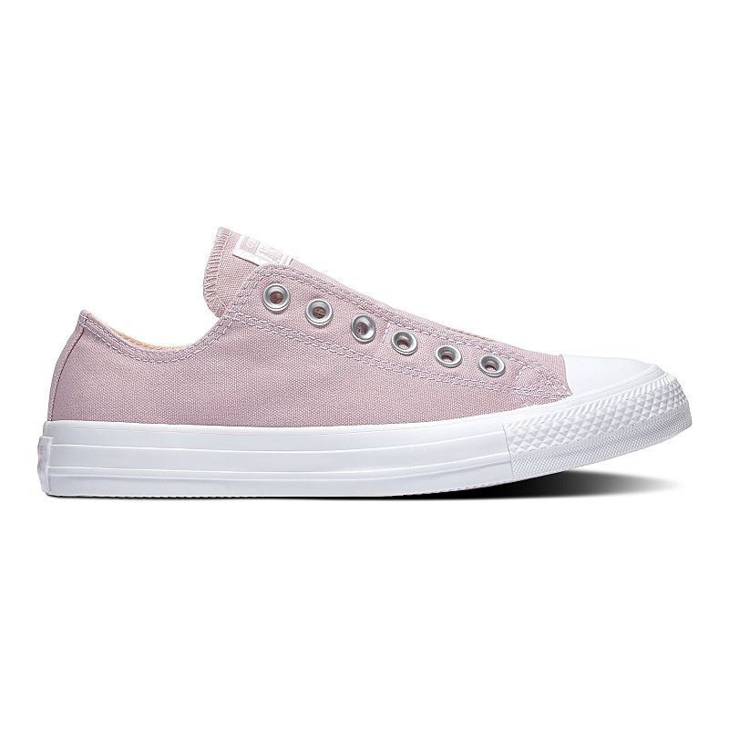 Women's Converse Chuck Taylor All Star Slip Sneakers, Size: 9.5, Lt Purple