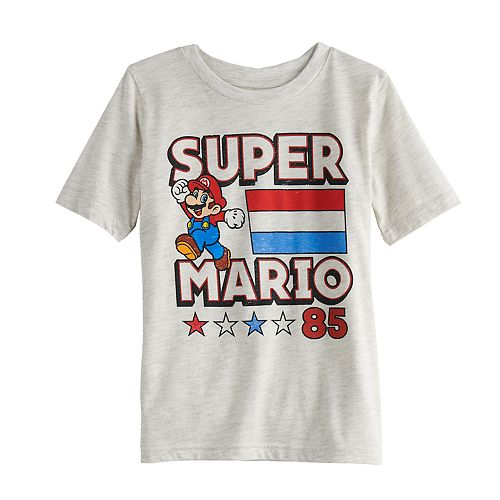 Boys 4-12 Jumping Beans® Super Mario 22 Graphic Tee