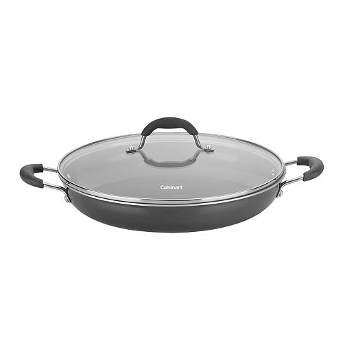Cuisinart Advantage Ceramica XT Nonstick 12-in. Everyday Pan with Cover