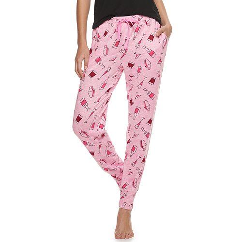 PJ Couture Cozy Soft Jogger Pants