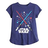 Girls 4-6x Family Fun? Star Wars Graphic Tee