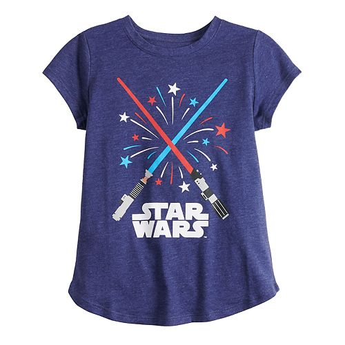 Girls 4-6x Family Fun Star Wars Graphic Tee
