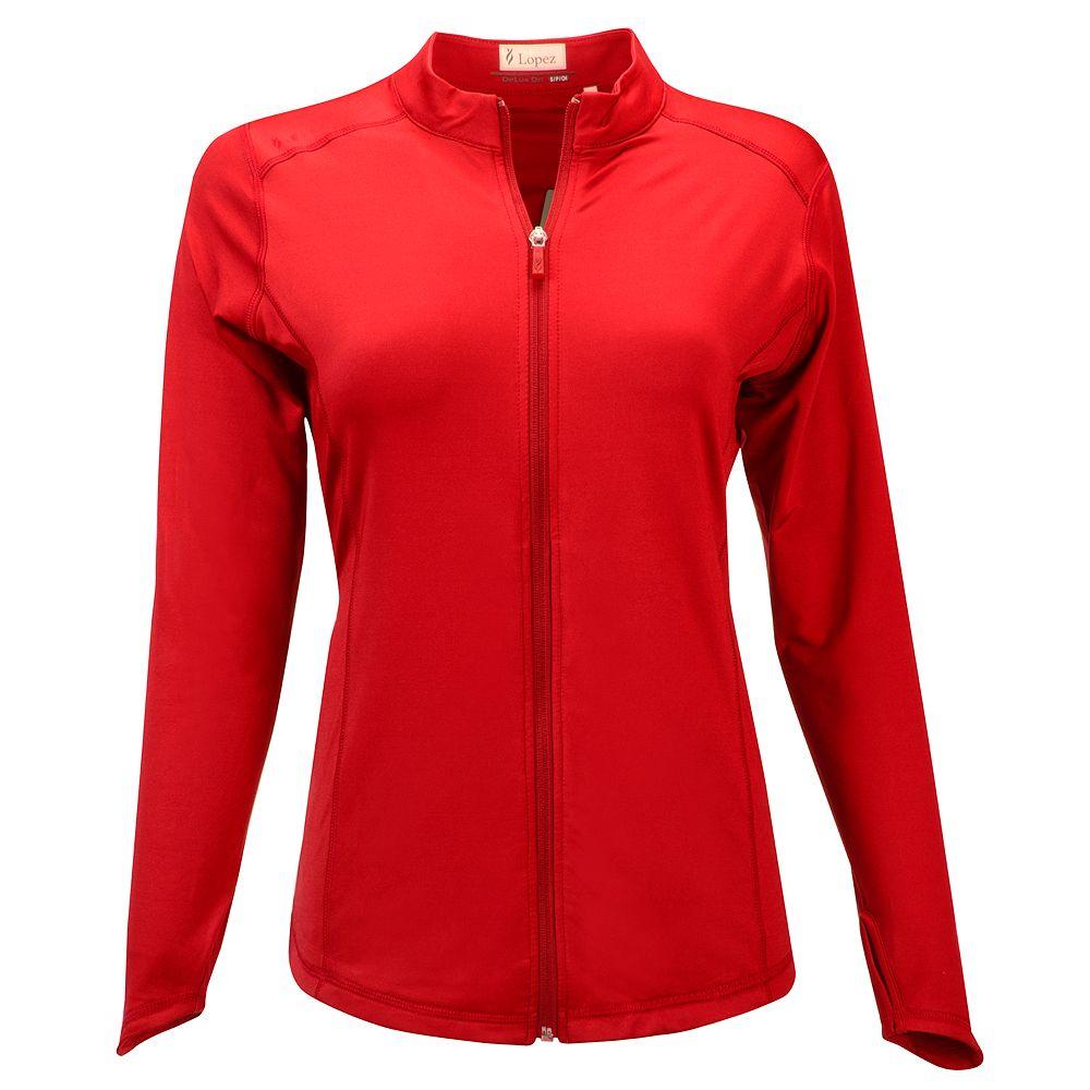Plus Size Nancy Lopez Jazzy Jacket