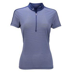 Plus Size Nancy Lopez Short Sleeve Polo