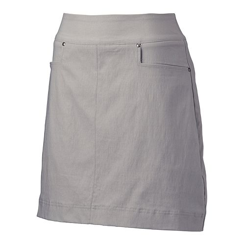 Plus Size Nancy Lopez Pull-On Skort