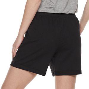 Women's Sonoma Goods For Life® Bermuda Sleep Shorts
